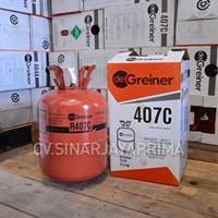 Freon R407 deGreiner