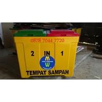 Tempat Sampah Tong Sampah Fiberglass 1
