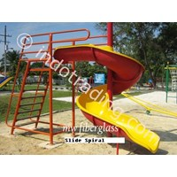 Playground Seluncuran Dan Perosotan