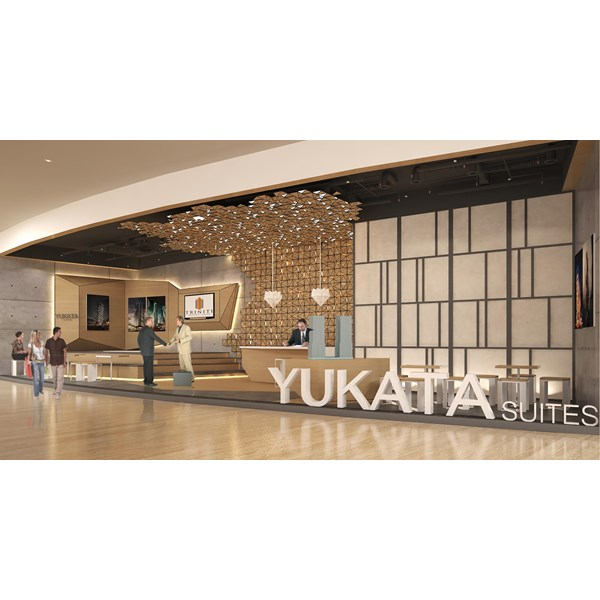 Yukata Marketing Office By PT Astika Graha Indonesia