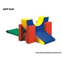 Mainan Edukasi Playgroup Soft Play