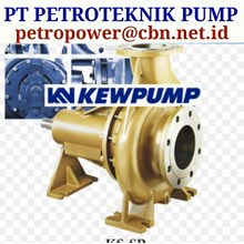 KEW PUMP CENTRIFUGAL PT PETRO PUMP KEW PUMP FOR PALM OIL