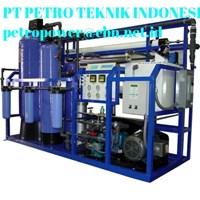 TORISHIMA Seawater Desalination  Pumps PT PETRO TEKNIK INDONESIA