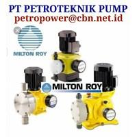 MILTON ROY DOSING PUMP PT PETRO PUMP PERSADA METERING PUMPS