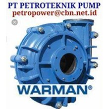 WARMAN CENTRIFUGAL SLURRY PUMP PT PETRO PUMP