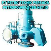 TORISHIMA Vertical mixed-flow volute pump PT PETRO TEKNIK PERSADA