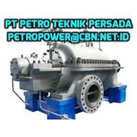TORISHIMA MMH MHH Axially split multistage pumpAxially split multistage pump PT PETRO TEKNIK PERSADA