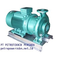 ISO-PRO Centrifugal Pump SOUTHERN CROSS PT PETROTEKNIK PERSADA