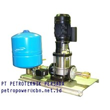 SBI Automatic Water Pressure Systems SOUTHERN CROS