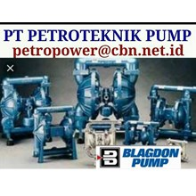 PT PETRO PUMP BLAGDON PUMP DIAPHRAGM AIR OPERATED DOUBLE