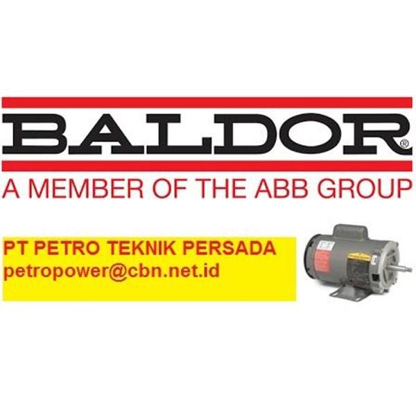 BALDOR PUMP CJL1205A (56J Jet Pump Motors)  PT PETRO TEKNIK PERSADA PUMP