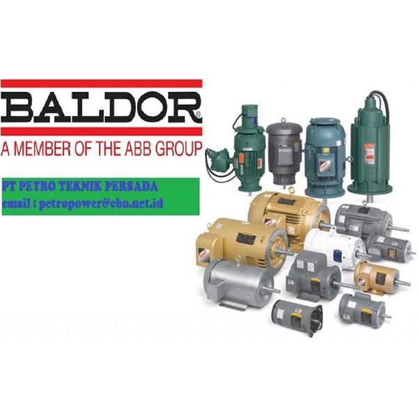 BALDOR Submersible Immersible Pump Motors PT PETROTEKNIK PERSADA