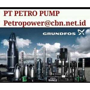 GRUNDFOS PUMP PT PETRO PUMP SUBMERSIBLE