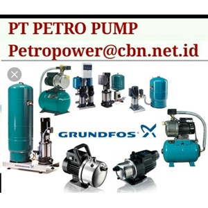 GRUNDFOS PUMP PT PETRO PUMP FOR INDUSTRI