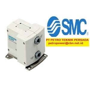 SMC Diaphragm Automatically Operated Operated Positive Displacement Pump PT PETRO TEKNIK PERSADA
