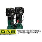 DAB ELECTRONIC IN LINE PUMPS KLME-KLPE-DKLME-DKLPE   PT PETRO TEKNIK PERSADA 1