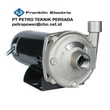 FRANKLIN ELECTRIC TRANSFER PUMPS PT PETRO TEKNIK PERSADA