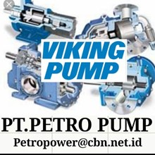 VIKING PUMP PT PETRO PUMP INDUSTRI VIKING PUMP POMPA AIR