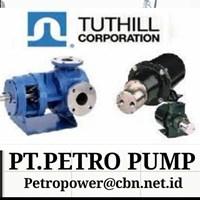 TUTHILL GEAR TUTHILL VACUUM PUMP PT PETRO POMPA