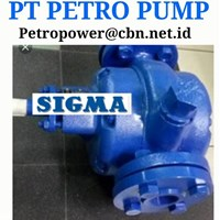ZPG PETRO PUMP SIGMA GEAR PUMP  ZPG POMPA AIR