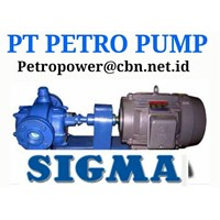 POMPA AIR ZPG PETRO PUMP SIGMA GEAR PUMP  ZPG