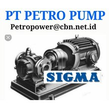 WATER PUMP SIGMA GEAR PUMP PT PETRO PUMP ZPG POMPA AIR