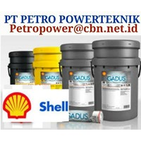 HIGH PERFORMANCE SHELL LUBRICANT PT PETROPOWER OLI
