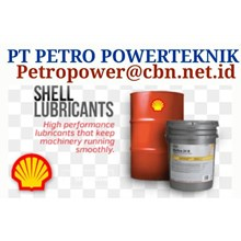 HIGH PERFORMANCE SHELL LUBRICANT PT PETROPOWER OLI MESIN INDUSTRI