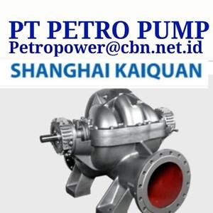 PT PETROPUMP SHANGHAI KAIQUAIN CENTRIFUGAL  PUMP