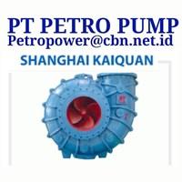 PUMP SHANGHAI KAIQUAIN CENTRIFUGAL  PT PETRO PUMP