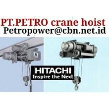 HITACHI PT PETRO CRANE HOIST HITACHI