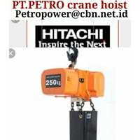 HITACHI PT PETRO POWER CRANE HOIST HITACHI