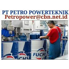 HIGH PERFORMANCE FUCHS LUBRICANT PT PETROPOWER OLI MESIN INDUSTRI
