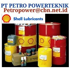SHELL LUBRICANTS PT PETROPOWER SHELL OLI MESIN INDUSTRI RIMULA SPIRAX