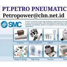 PT PETRO SMC PNEUMATIC FITTING SMC VALVE VALVE