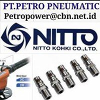 NITTO PNEUMATIC MACHINE TOOLS PT PETRO PNEUMATIC HYDRAULIC
