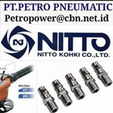 NITTO KOHKI PNEUMATIC PT PETRO PNEUMATIC NITTO MACHINE TOOLS