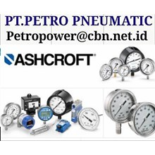 ASHCROFT PRESSURE GAUGE SWITCH PT PETRO CONTROLS TEMPERATURE GAUGE