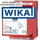 WIKA Control relay Model 905 PETRO PNEUMATICS 1