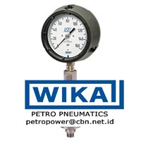 Jual WIKA Diaphragm Seal Accessories PETRO PNEUMATICS