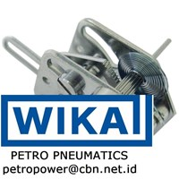 WIKA Pressure Gauge Accessories PETRO PNEUMATICS