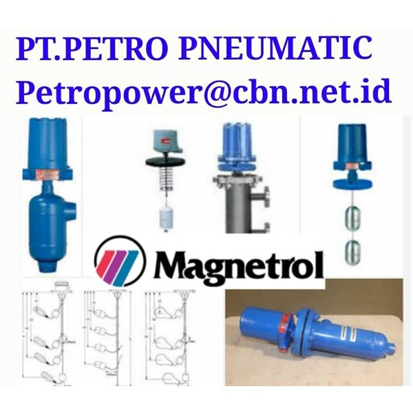 MAGNETROL LEVEL SWITCH PT PETRO POWER MAGNETROL CONTROL CYLINDER