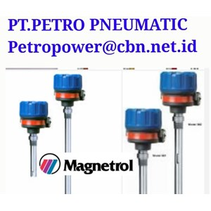 MAGNETROL LEVEL SWITCH  PT PETRO POWER  CONTROL VALVE  SILINDER