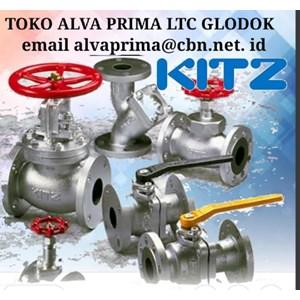 Dari Gate Valve PT ALVA PRIMA GLODOG KITZ BALL VALVE 0