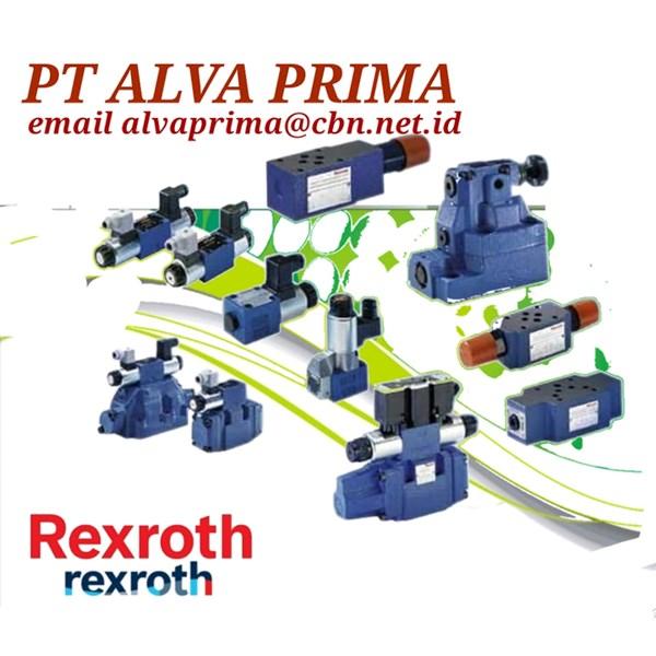 REXROTH PT ALVA PRIMA PNEUMATIC