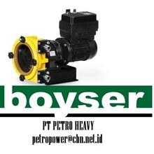Boyser AMP Series Peristaltic Pump PT PETRO HEAVY ALAT ALAT MESIN