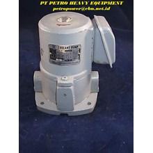 Suction Type Coolant Pump MC-8000 3 Phase Alat alat mesin PT Petro Heavy Equipment