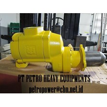 DETROIT DIESEL CATERPILLAR CUMMINS AIR STARTER SS810 SS815 SERIES alat alat mesin PT PETRO HEAVY EQUIPMENTS