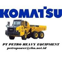 Jual KOMATSU Dump Trucks-ADT - HM300-2