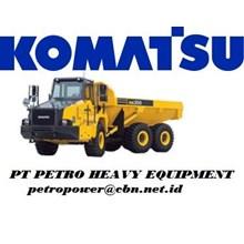 KOMATSU Dump Trucks-ADT - HM300-2